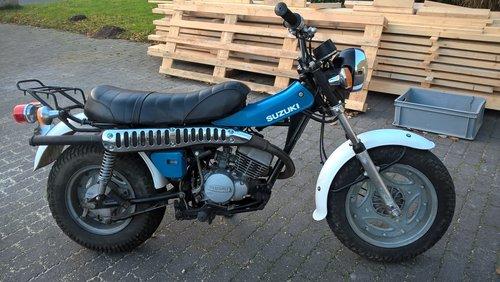 Suzuki RV125 1978 For Sale (picture 2 of 6)