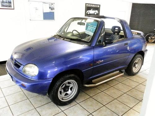 1996 Rare Suzuki X-90 1.6 2WD Convertible For Sale (picture 1 of 6)