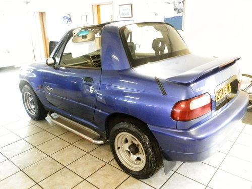 1996 Rare Suzuki X-90 1.6 2WD Convertible For Sale (picture 2 of 6)