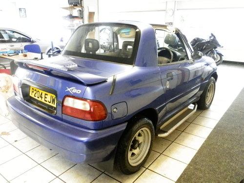 1996 Rare Suzuki X-90 1.6 2WD Convertible For Sale (picture 5 of 6)