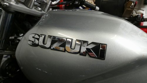 2003 Suzuki GSX1400 This GSX has only covered 16k miles SOLD (picture 1 of 6)