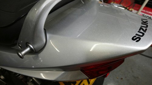 2003 Suzuki GSX1400 This GSX has only covered 16k miles SOLD (picture 3 of 6)