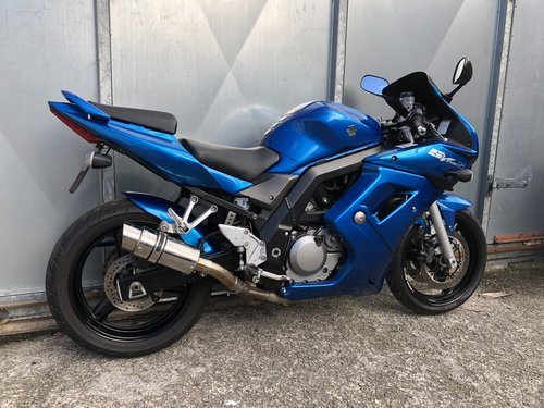2006 SUZUKI SV 650 LOVLEY PROPER MINT BIKE! £2895 OFFERS PX TRIAL For Sale (picture 2 of 5)