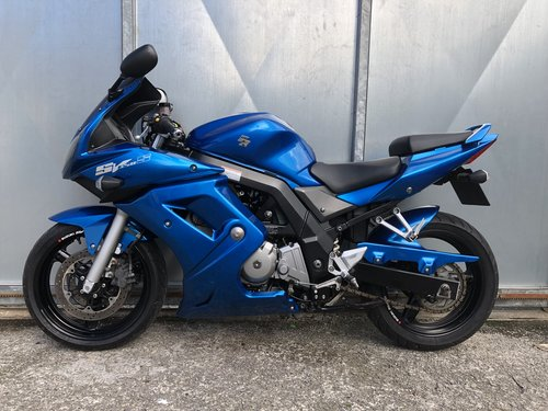 2006 SUZUKI SV 650 LOVLEY PROPER MINT BIKE! £2895 OFFERS PX TRIAL For Sale (picture 3 of 5)