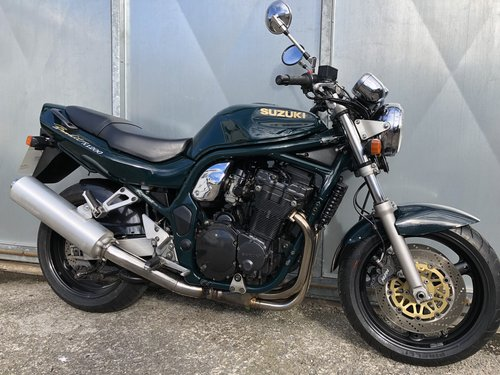1997 SUZUKI 1200 BANDIT PROPER MINT BIKE! £3995 OFFERS PX TRIALS  For Sale (picture 1 of 5)