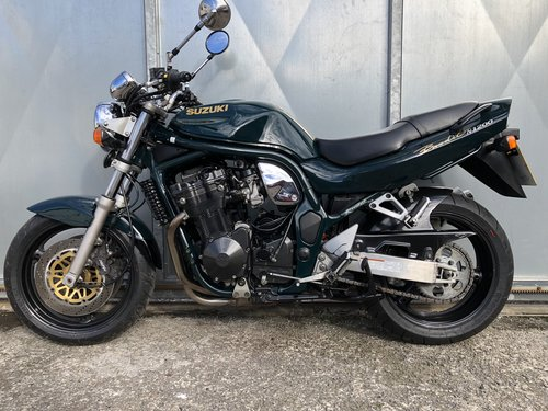 1997 SUZUKI 1200 BANDIT PROPER MINT BIKE! £3995 OFFERS PX TRIALS  For Sale (picture 3 of 5)