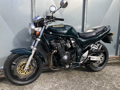 1997 SUZUKI 1200 BANDIT PROPER MINT BIKE! £3995 OFFERS PX TRIALS  For Sale (picture 4 of 5)