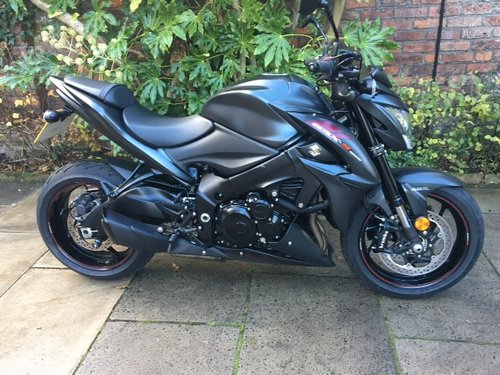 Suzuki GSX S1000, 1 Owner, Immaculate SOLD (picture 1 of 6)