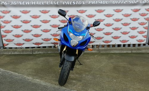 2006 Suzuki GSXR750 K5 20th Anniversary Super Sport For Sale (picture 2 of 6)