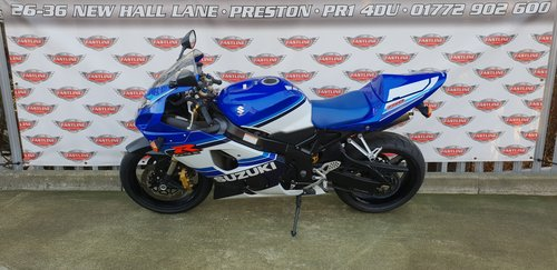 2006 Suzuki GSXR750 K5 20th Anniversary Super Sport For Sale (picture 3 of 6)