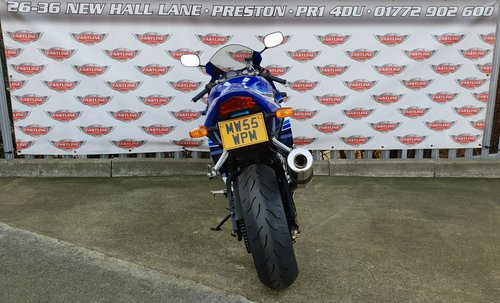 2006 Suzuki GSXR750 K5 20th Anniversary Super Sport For Sale (picture 4 of 6)