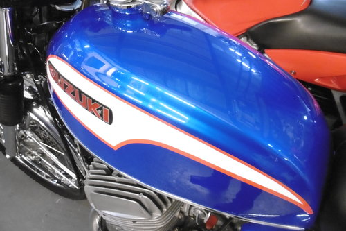 1973 T500 FULL NUT BOLT RESTORATION TO STANDARD  For Sale (picture 2 of 6)