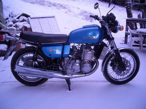 1975 SUZUKI WASSERBUEFFEL For Sale (picture 2 of 4)