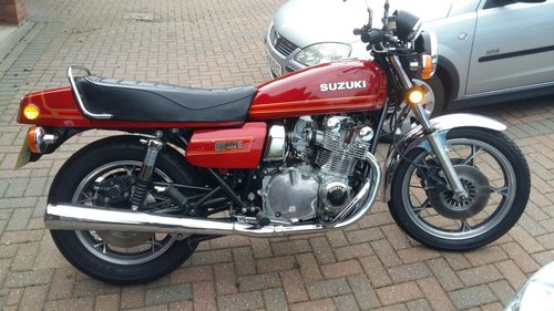 Suzuki GS1000E 1980 Motorcycle For Sale (picture 1 of 5)