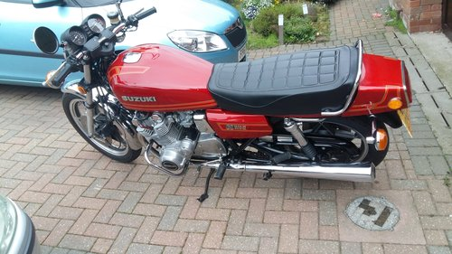 Suzuki GS1000E 1980 Motorcycle For Sale (picture 3 of 5)