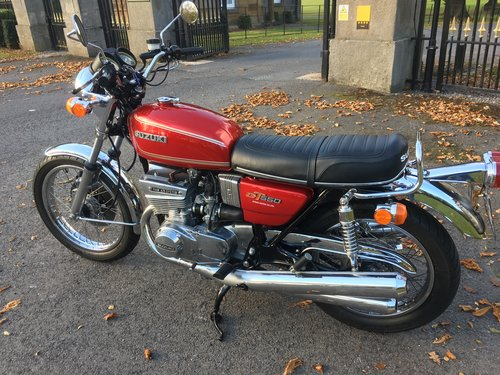 1977 SUZUKI GT550 A For Sale (picture 2 of 6)