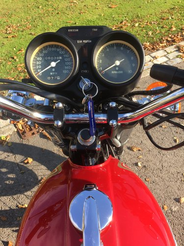 1977 SUZUKI GT550 A For Sale (picture 5 of 6)
