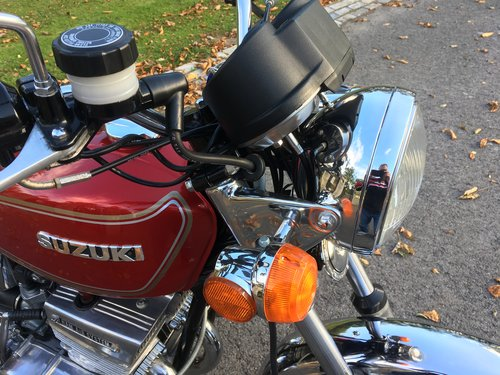 1977 SUZUKI GT550 A For Sale (picture 6 of 6)