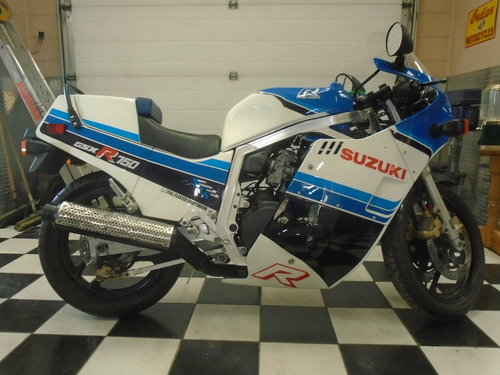 1985 Suzuki GSXR750 - The Original Sport Bike For Sale (picture 1 of 4)