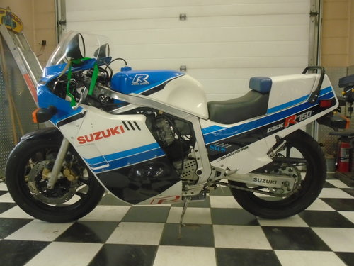 1985 Suzuki GSXR750 - The Original Sport Bike For Sale (picture 2 of 4)