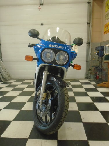 1985 Suzuki GSXR750 - The Original Sport Bike For Sale (picture 3 of 4)