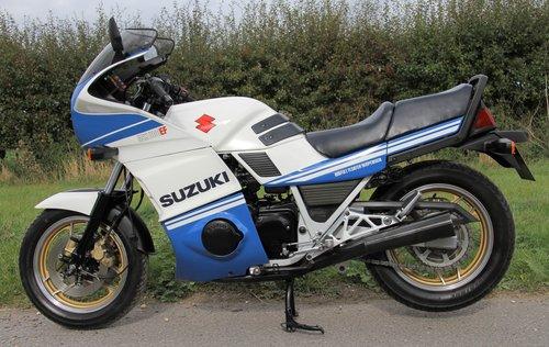 Suzuki GSX1100 EFE - 1985 - 7000 Miles - UK Bike For Sale (picture 1 of 6)