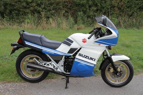 Suzuki GSX1100 EFE - 1985 - 7000 Miles - UK Bike For Sale (picture 2 of 6)