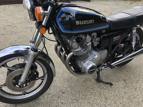 1978 Suzuki GS750E UK bike For Sale (picture 2 of 6)