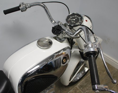 1966 Suzuki S32-2 150 cc Twin With Electric Start   SOLD (picture 3 of 6)