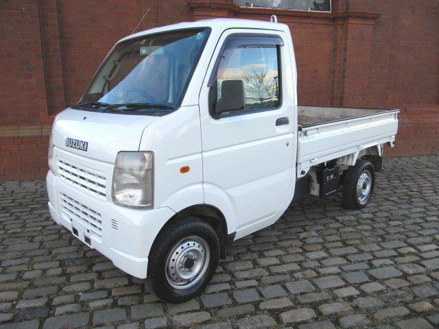 2006 SUZUKI CARRY TRUCK TIPPER 660CC 5 SPEED MANUAL PICKUP *  For Sale (picture 1 of 6)