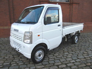 SUZUKI CARRY TRUCK TIPPER 660CC 5 SPEED MANUAL PICKUP *