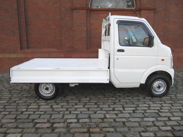 2006 SUZUKI CARRY TRUCK TIPPER 660CC 5 SPEED MANUAL PICKUP *  For Sale (picture 3 of 6)