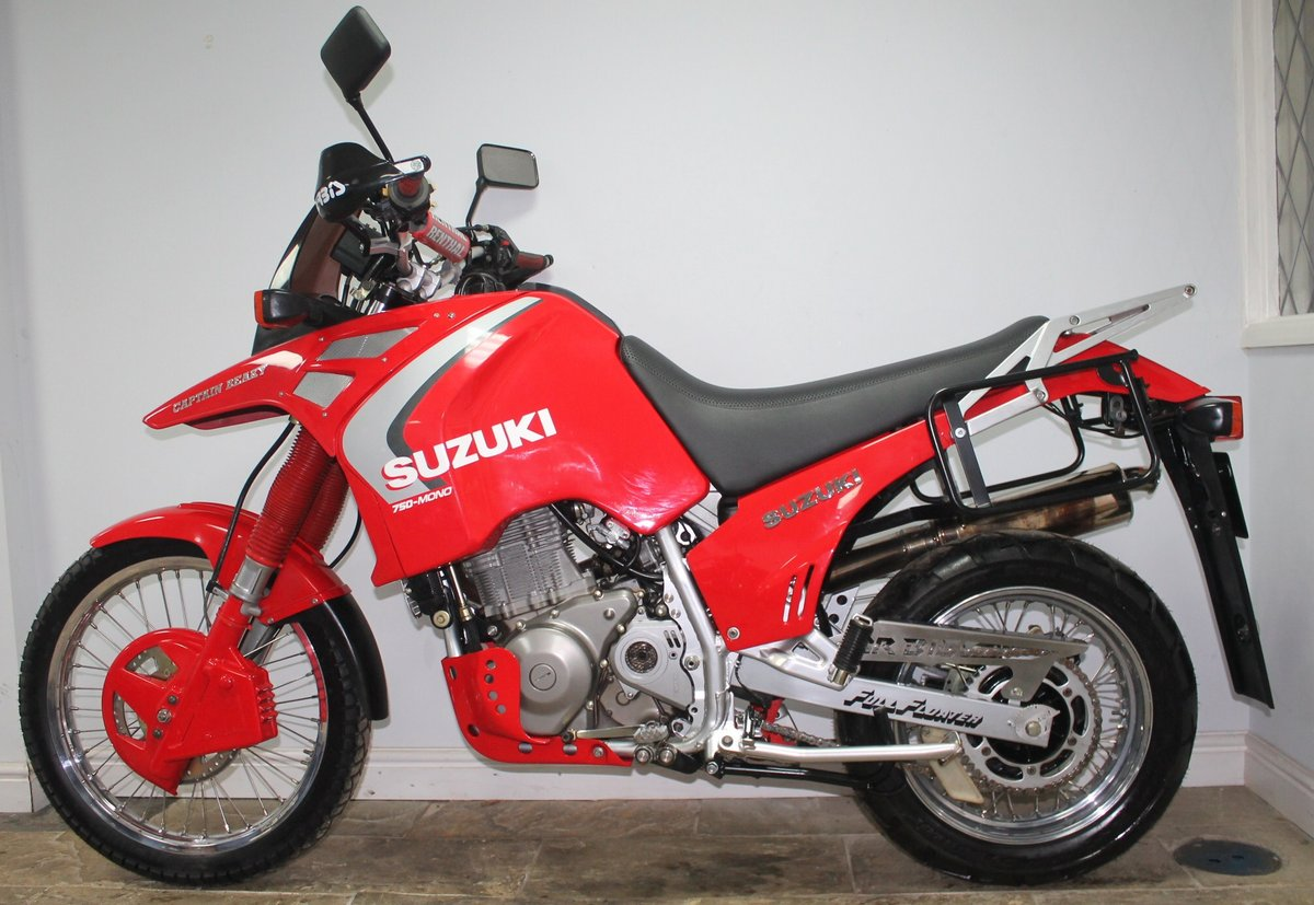 1990 Suzuki DR 7520 Big Desert Express (Electric Start)  SOLD (picture 5 of 6)