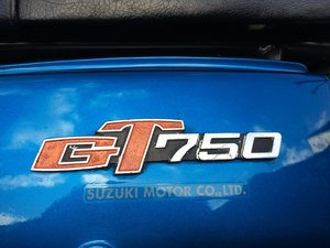 Wanted - Suzuki GT750 - Any Model Wanted