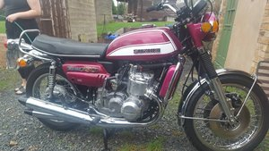 1972  Suzuki GT750 J Fully Restored