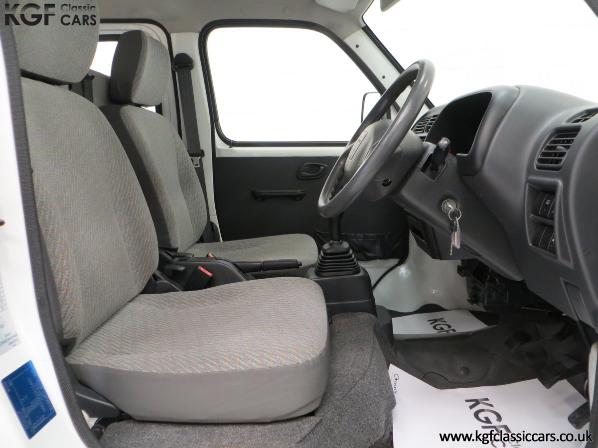 2002 A One Owner Suzuki Carry 8-seater Minibus with 35,894 Miles SOLD (picture 6 of 6)