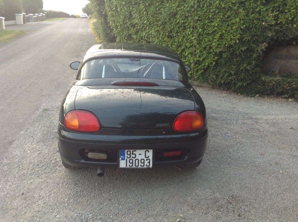 1995 convertable For Sale (picture 2 of 6)