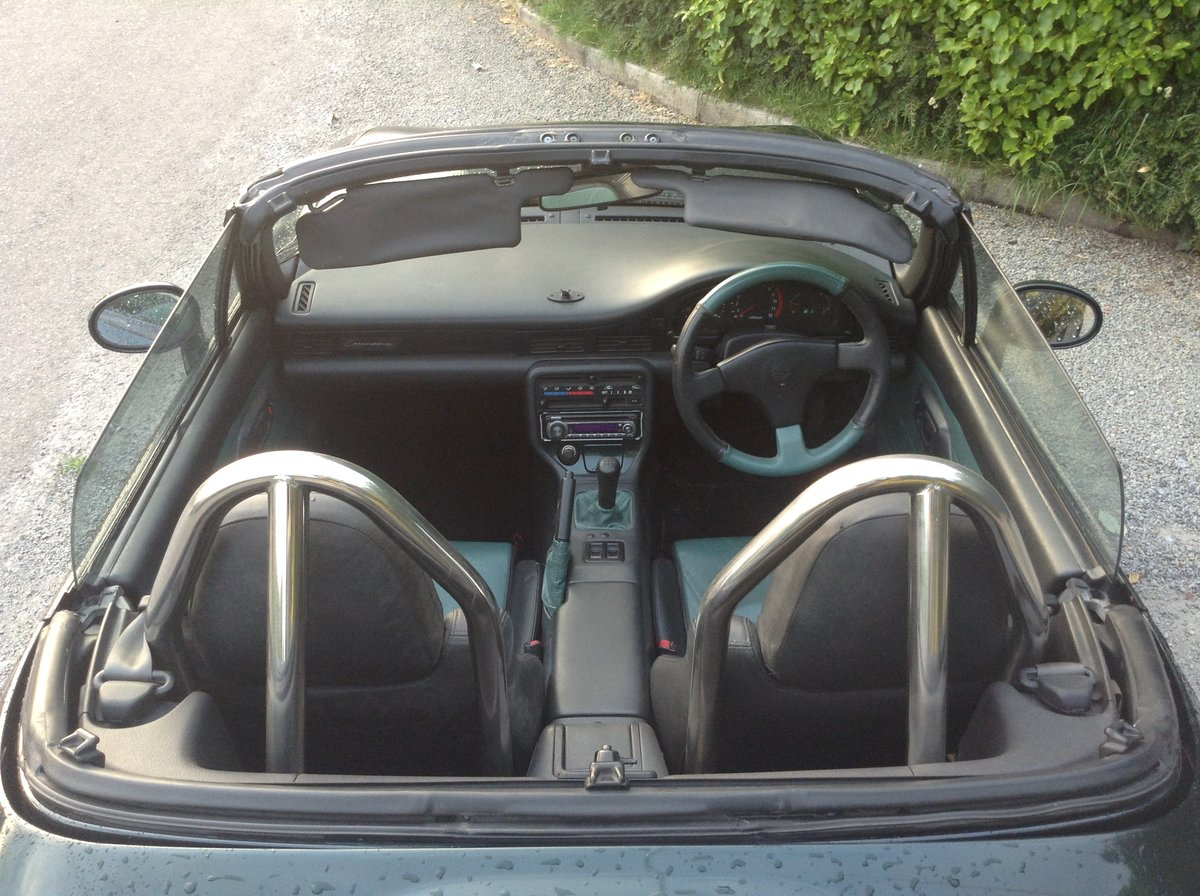 1995 convertable For Sale (picture 6 of 6)