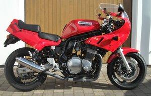2001 Suzuki GS1200ss K1
