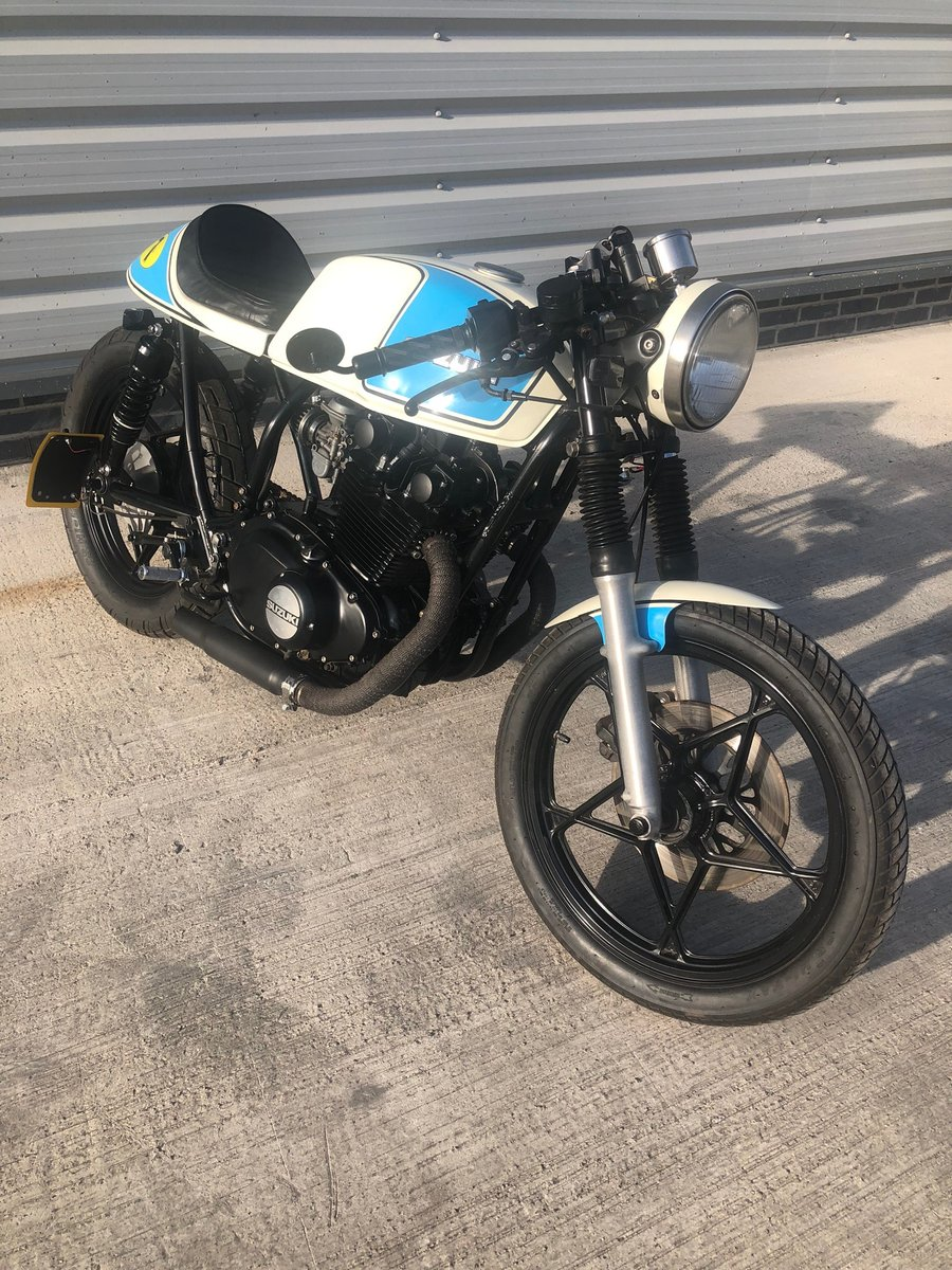 1980 Suzuki GS450 Cafe Racer For Sale (picture 4 of 6)