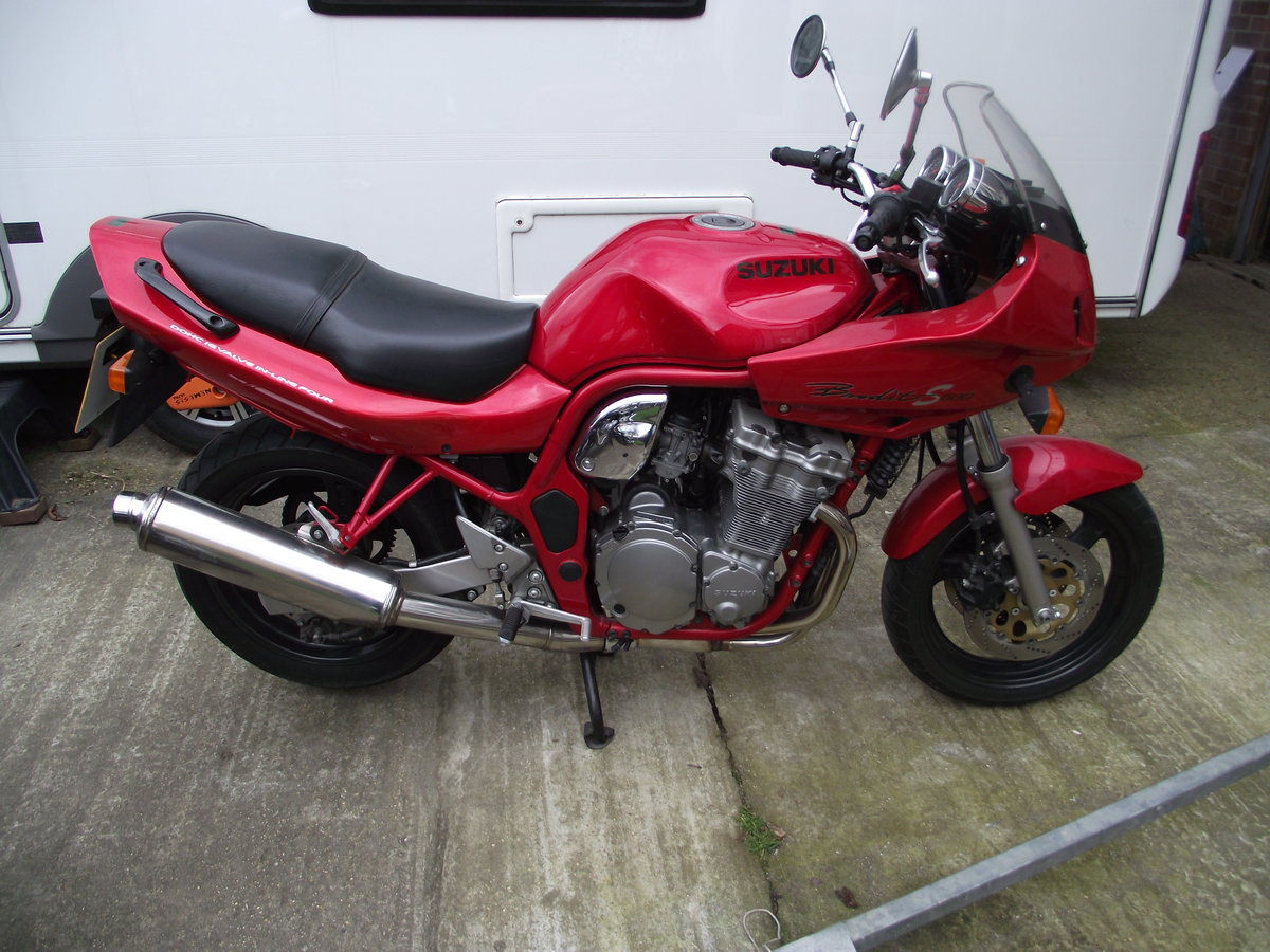 1998 Excellent bandit For Sale (picture 1 of 5)
