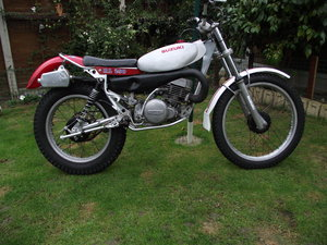 1980 Fully rebuilt twinshock trials For Sale