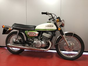 1972 SUZUKI GT T 500 LOVLEY PROPER MINT BIKE! £8295 OFFERS PX For Sale