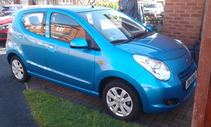 2014 ALTO 1LTR AUTO  AS NEW  ONLY 5,300 MLIES SOLD