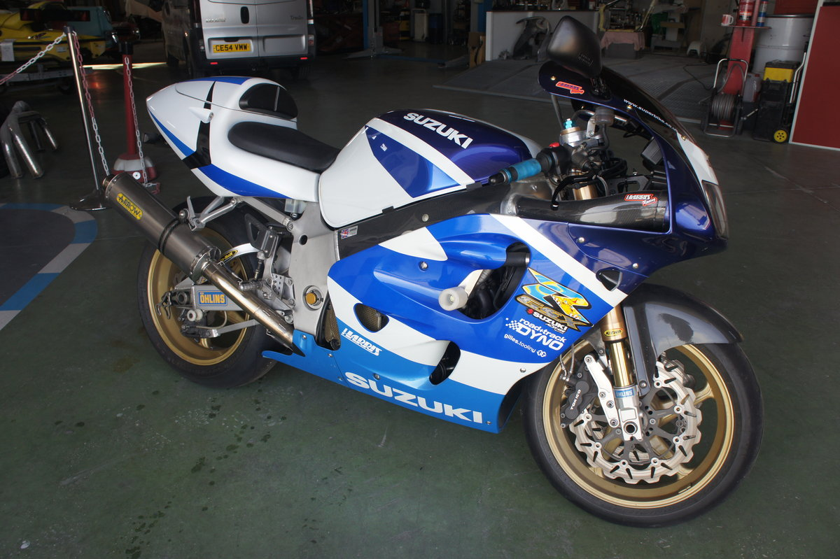 1999 Stunning GSXR srad For Sale (picture 1 of 5)