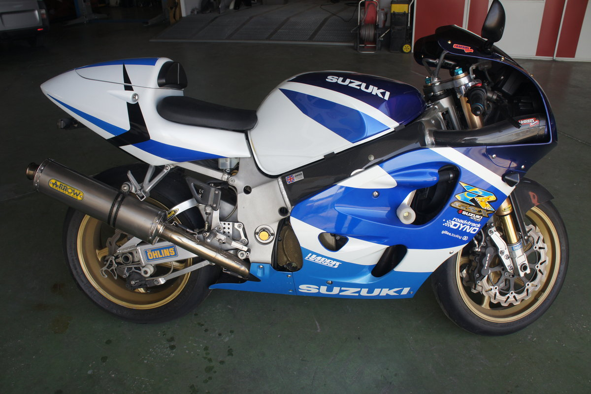 1999 Stunning GSXR srad For Sale (picture 2 of 5)