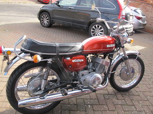 1971 SUZUKI T250 HUSTLER  For Sale