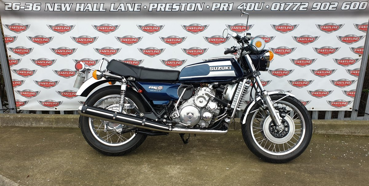 1975 Suzuki RE5 Rotary Engined Roadster Retro Classic For Sale (picture 1 of 6)