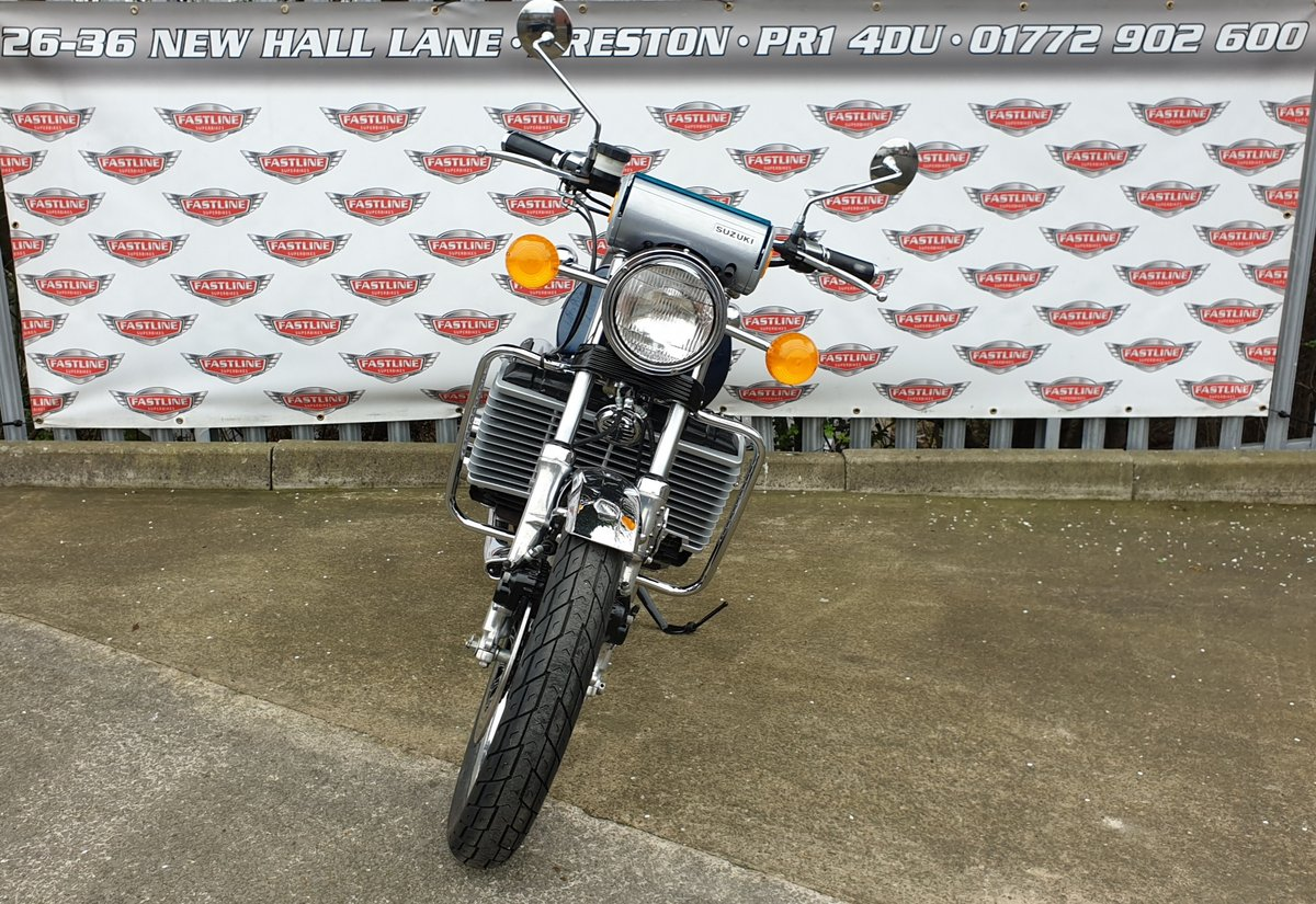 1975 Suzuki RE5 Rotary Engined Roadster Retro Classic For Sale (picture 2 of 6)