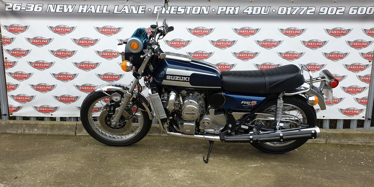 1975 Suzuki RE5 Rotary Engined Roadster Retro Classic For Sale (picture 3 of 6)